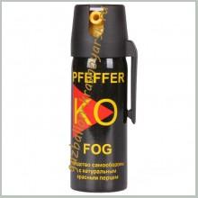 Аэрозольный газовый баллончик PFEFFER KO FOG 50 мл.